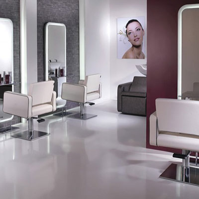 Hair and beauty salon furniture devon and cornwall devon for Salon furniture and equipment
